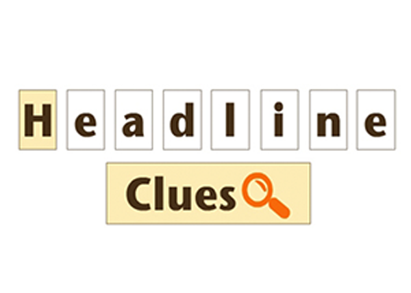 Headline Clues