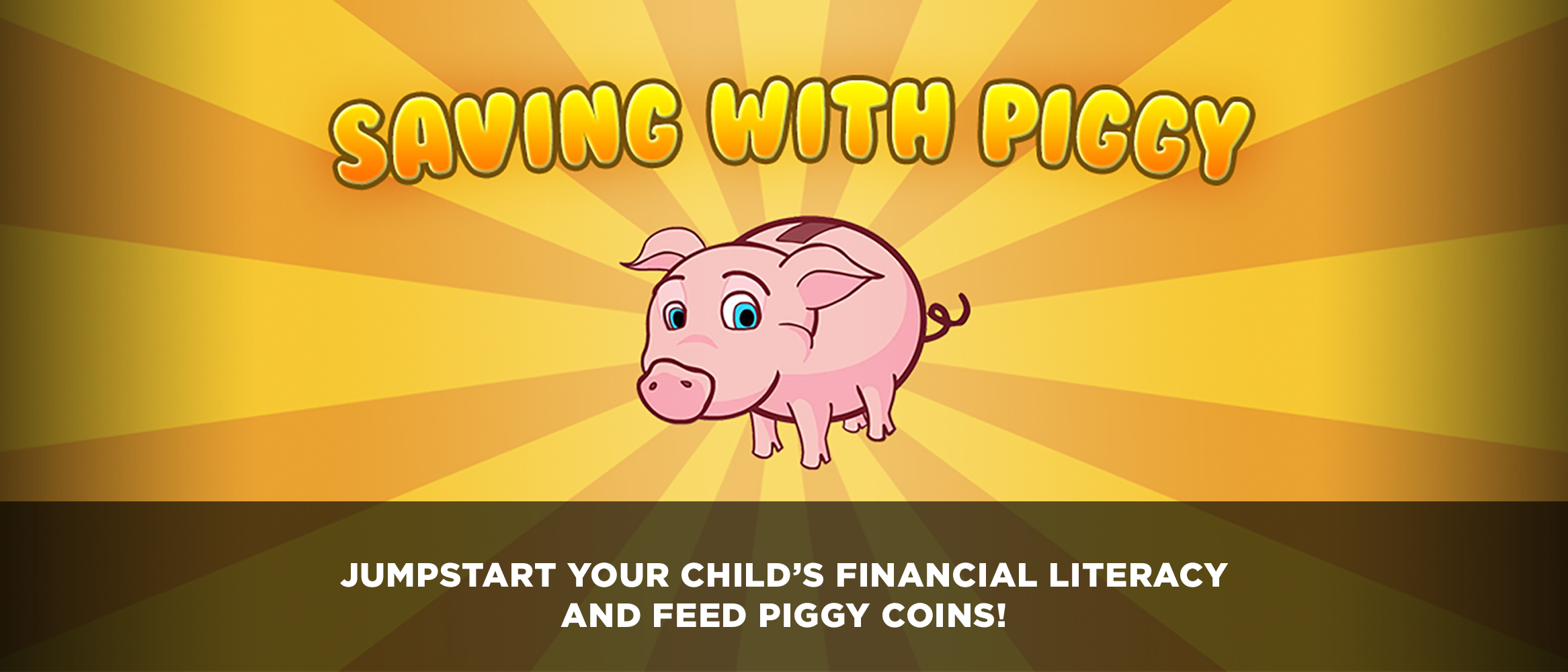 Saving With Piggy